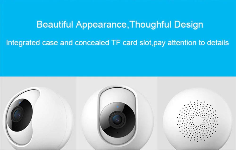 طراحی زیبا IMI Home Security Camera 1080P