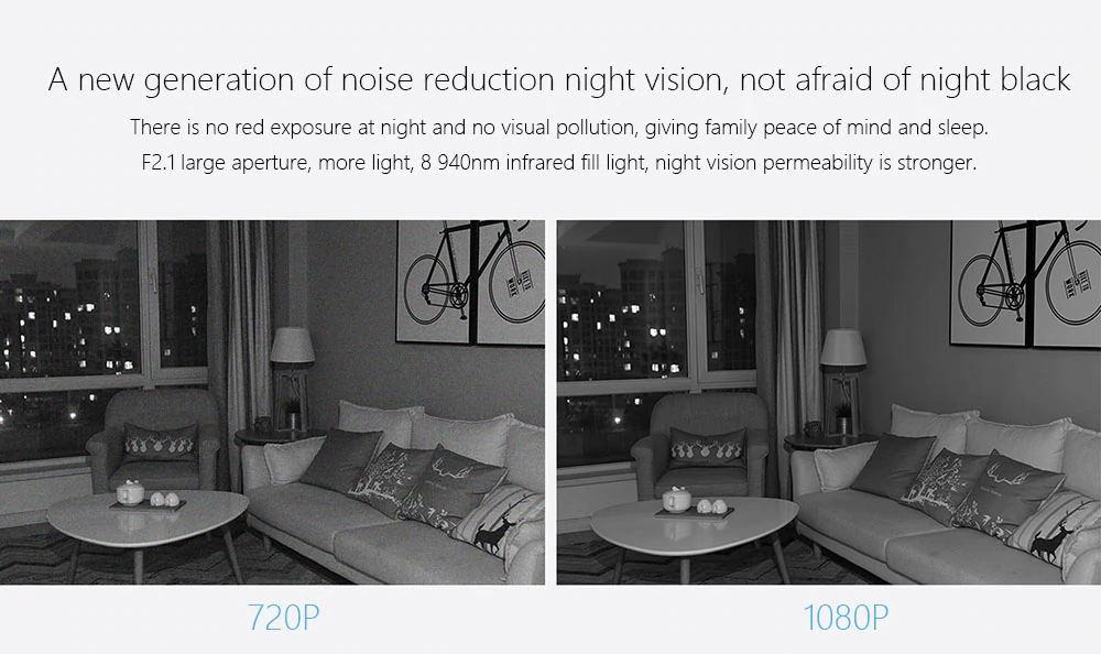 دید در شب IMI Home Security Camera 1080P