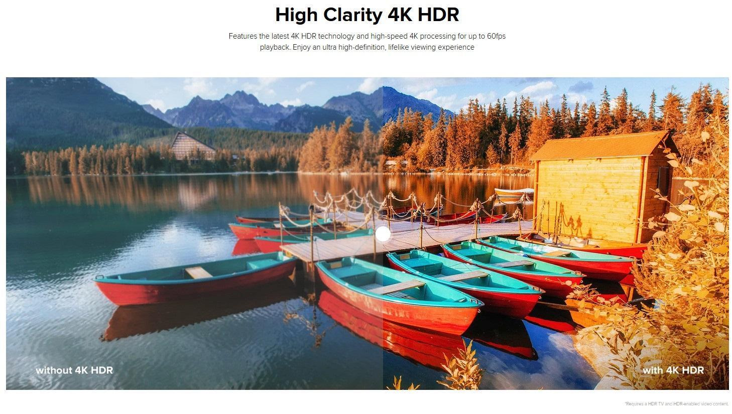 کیفیت 4K با شیائومی Mi Box S