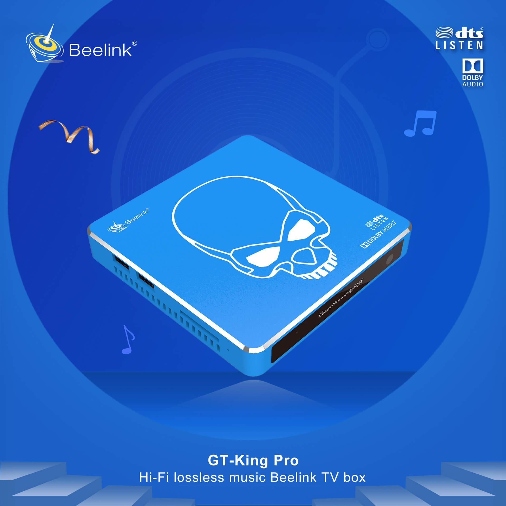 اندروید باکس Beelink GT King Pro