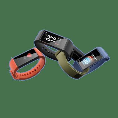 ساعت و دستبند سلامتی