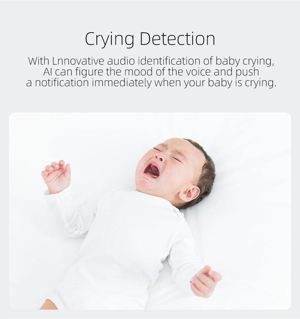 تشخیص گریه دوربین شیائومی IMILAB A1