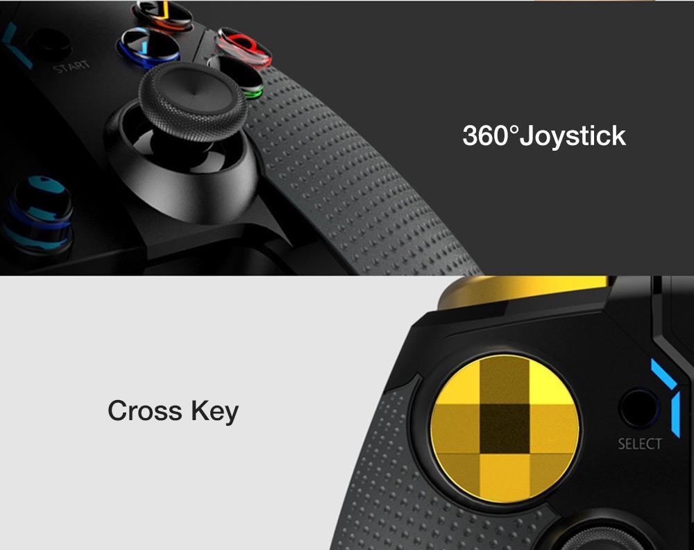 دکمه های دسته بازی iPEGA PG-9118