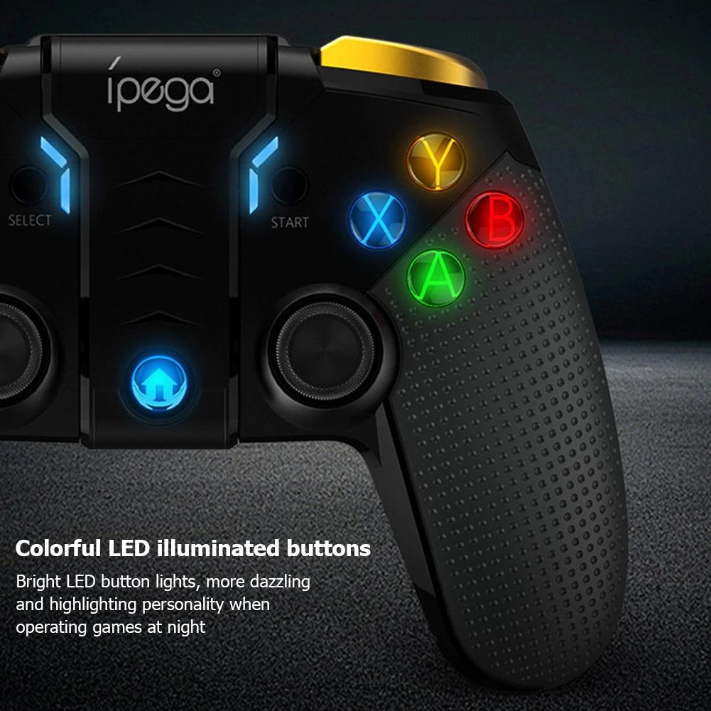 کلید رنگی دسته بازی iPEGA PG-9118