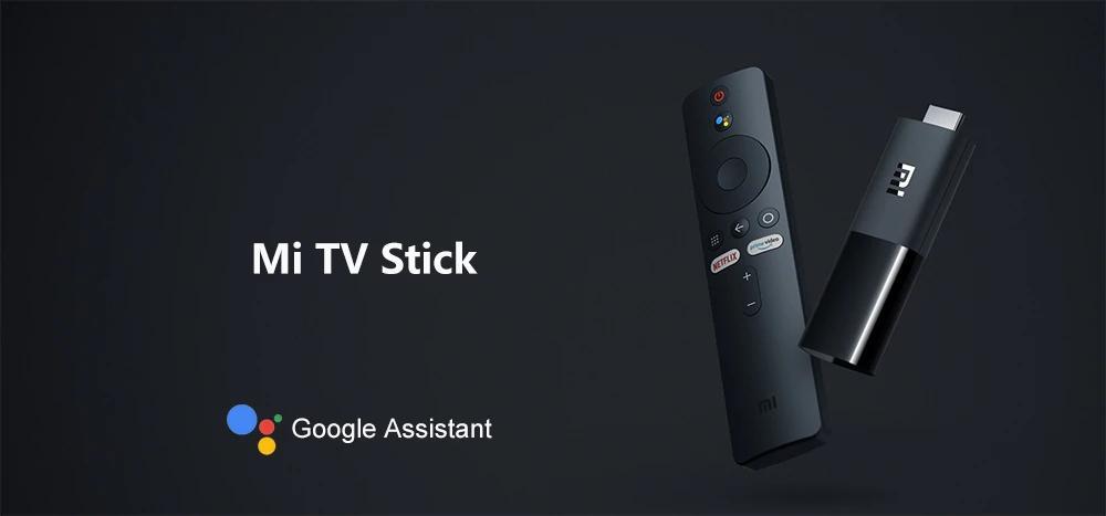 معرفی دانگل شیائومی Mi TV Stick