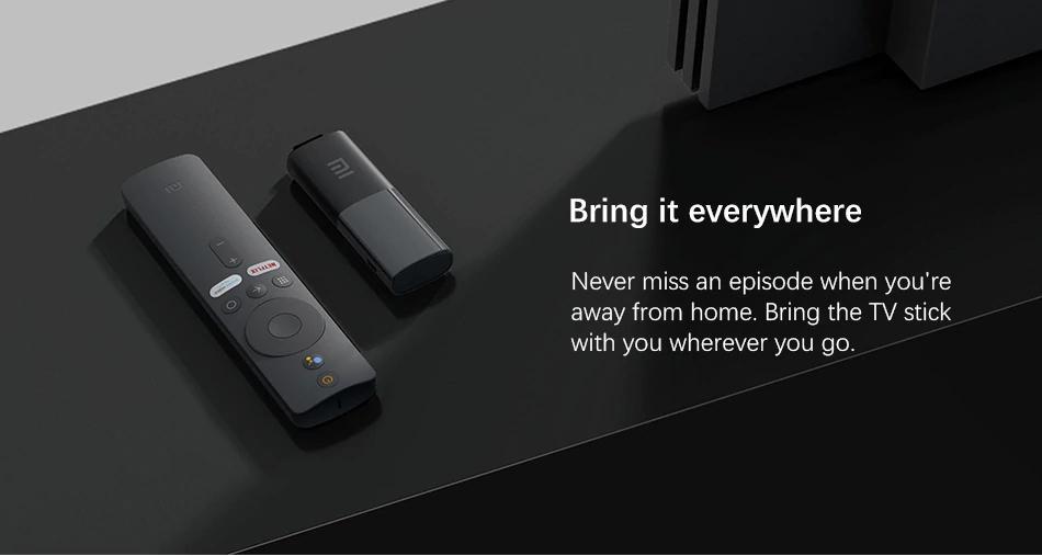 حمل دانگل شیائومی Mi TV Stick