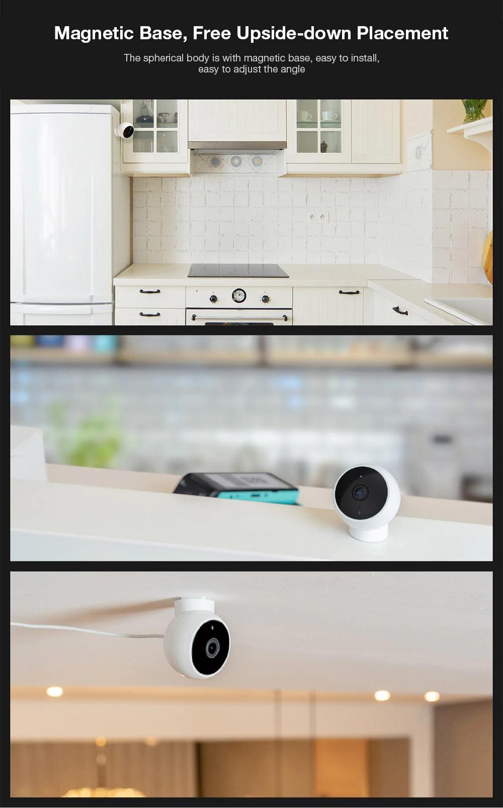 آهنربای دوربین امنیتی شیائومی